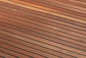 Natural Wood -  - Parquet Pont De Bateau