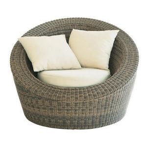 MAISONS DU MONDE - fauteuil rond bali - Fauteuil De Terrasse