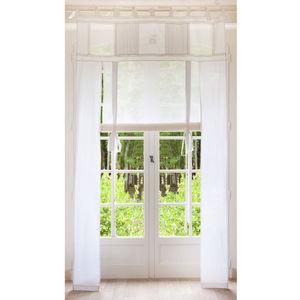 Maisons du monde - rideau porte habsbourg - Rideaux � Lacettes