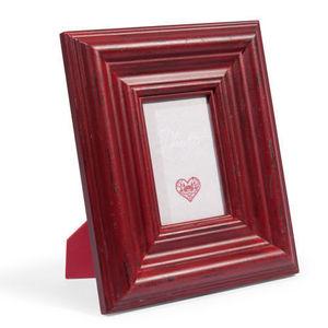 Maisons du monde - cadre erika rouge - Cadre