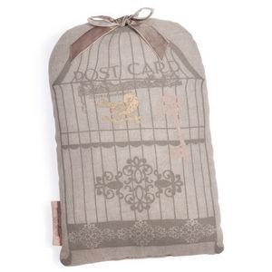 MAISONS DU MONDE - coussin cage - Coussin Forme Originale