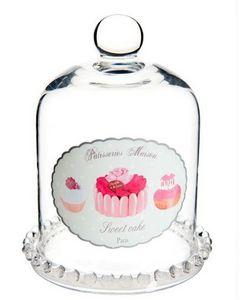 Maisons du monde - sweet cake - Cloche À Plat