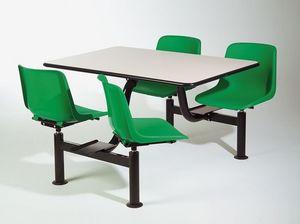 BELCA -  - Table De Réfectoire