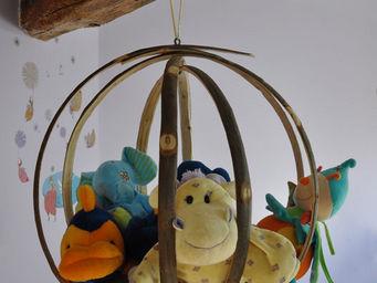 Atelier CHATERS�N - b�l - Etag�re Enfant