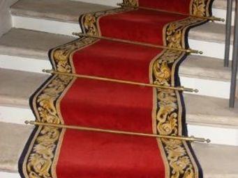 Moquettes A3C CARPETS - tapis d'escalier york 1212 - Tapis D'escalier