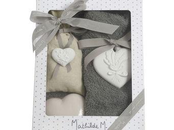 Mathilde M - boîte composée cur brin de lavande - Coffret À Parfum