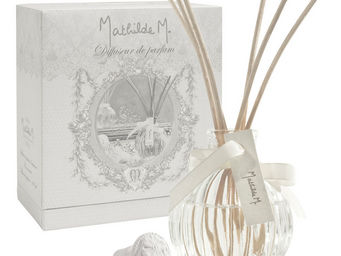 Mathilde M - diffuseur côtelé, parfum lait de figue - Diffuseur De Parfum
