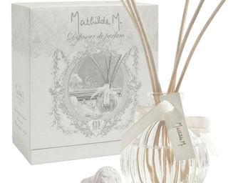 Mathilde M - diffuseur c�tel�, parfum lait de figue - Diffuseur De Parfum