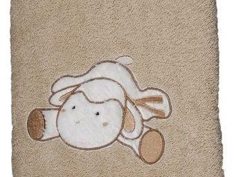 SIRETEX - SENSEI - drap douche 70x140cm doudou mouton - Drap De Bain Enfant
