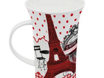 Orval Creations - grand mug bistro de paris - Mug