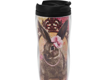 Orval Creations - travel mug contes du temps pass� - Bouteille Isotherme