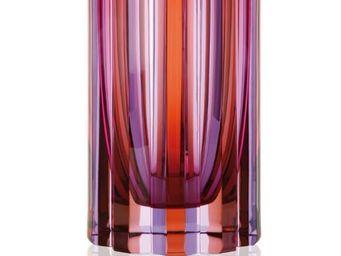 Moser -  - Vase � Fleurs