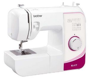 BROTHER SEWING - machine coudre mcanique rl417 - Machine À Coudre