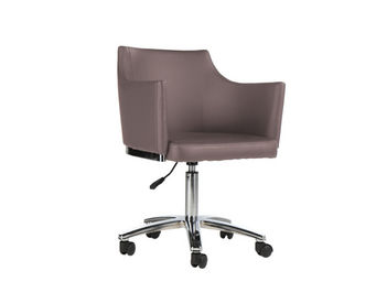 ACHATDESIGN - chaise de bureau jam marron - Chaise De Bureau