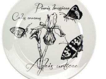 Interior's - iris - Assiette Plate