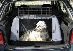 ZOLUX - cage de transport pour grand chien 88x51x58cm - Panier À Chien