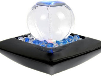 ZEN LIGHT - fontaine d'int�rieur tourbillon avec �clairage le - Fontaine D'int�rieur