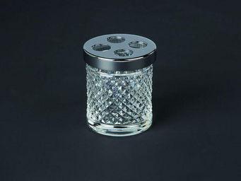 Cristal Et Bronze - cristal taille d - Verre À Dent