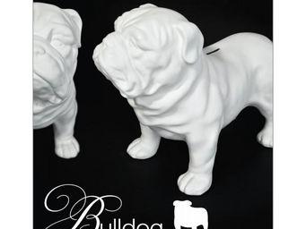 Suck Uk - tirelire bulldog - Tirelire