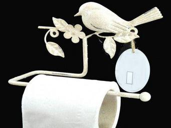 L'HERITIER DU TEMPS - support mural pour papier wc - Porte Papier Hygiénique