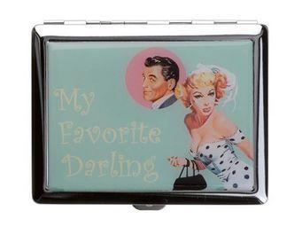 La Chaise Longue - etui � cigarettes favorite darling - Etui � Cigarettes