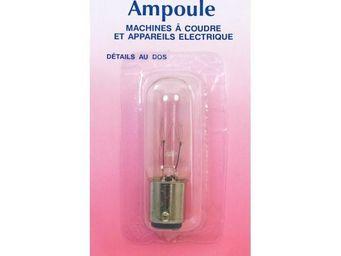 Le Quartier des Tissus - ampoule 15w / 240 v baionnette longue - Ampoule Incandescente