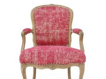 Manglam Arts -  - Fauteuil Cabriolet