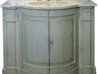 PROVENCE ET FILS - element bas seul pauline ( sans trumeau) / vasque - Meuble Vasque