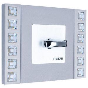 FEDE - crystal de luxe décor collection - Interrupteur Rotatif