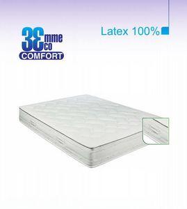 ECO CONFORT - matelas eco-confort 100% latex 7 zones 90 * 200 - Matelas En Latex