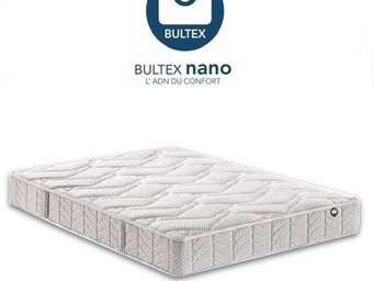Bultex - matelas 200 * 200 cm bultex i novo 950 épaisseur 2 - Matelas En Latex