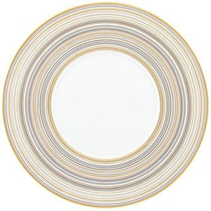 Raynaud - attraction or et platine - Assiette À Dessert