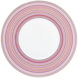 Raynaud - attraction rose - Assiette De Pr�sentation