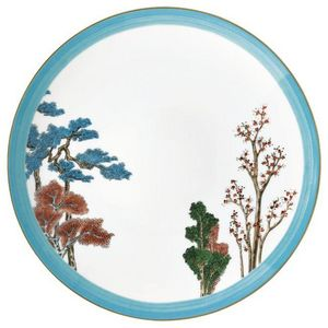 Raynaud - jardins celestes - Assiette De Présentation