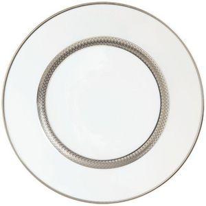 Raynaud - odyssee platine - Assiette De Pr�sentation