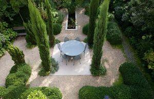 XAVIER DE CHIRAC -  - Jardin Paysager