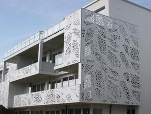 BRUAG - INNOVATION FOR ARCHITECTURE -  - Parement Mural Ext�rieur