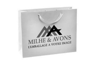 Milhe Et Avons -  - Sac D'emballage
