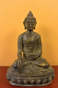 OBJETS CHINOIS -  - Statuette