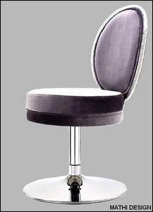 Mathi Design - chaise casino 2 - Chaise Pivotante