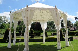 RAJ TENT CLUB - 4m pavilion - Tente De Réception