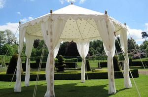 RAJ TENT CLUB - 4m pavilion - Tente De R�ception
