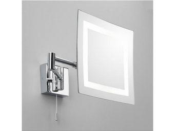 ASTRO LIGHTING - miroir grossissant salle de bain torino - Miroir Lumineux