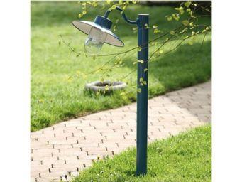 Roger Pradier - pilier de jardin lumineux belcour n°3 - Borne D'extérieur