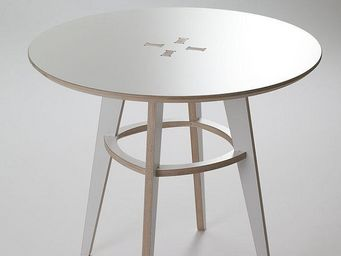 Atylia - table � manger - Table Basse Ronde