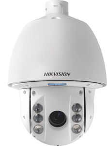 CFP SECURITE - cam�ra dome ptz infrarouge 100m -700 tvl hikvision - Camera De Surveillance