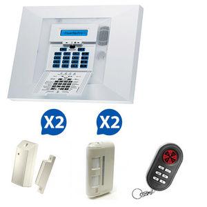 VISONIC - alarme maison extérieure agréé par les assurances  - Alarme