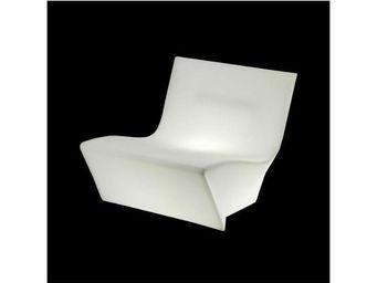 TossB - fauteuil lumineux ext�rieur kami ichi - Fauteuil De Jardin Lumineux