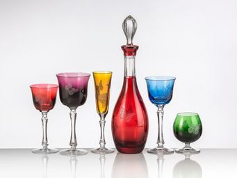 Cristallerie de Montbronn -  - Verre � Pied