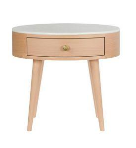 Green Apple Home style - heavenly bliss - Table De Chevet